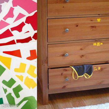 Kids Closet Organization Ideas and Products