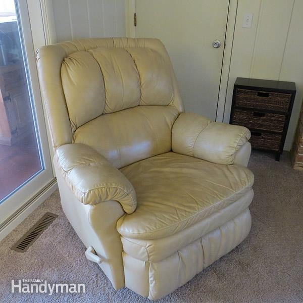 how to clean a leather couch leather stain