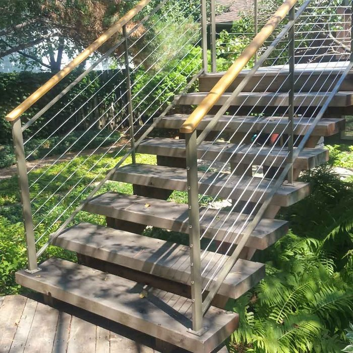 Decorative Outdoor Stairs