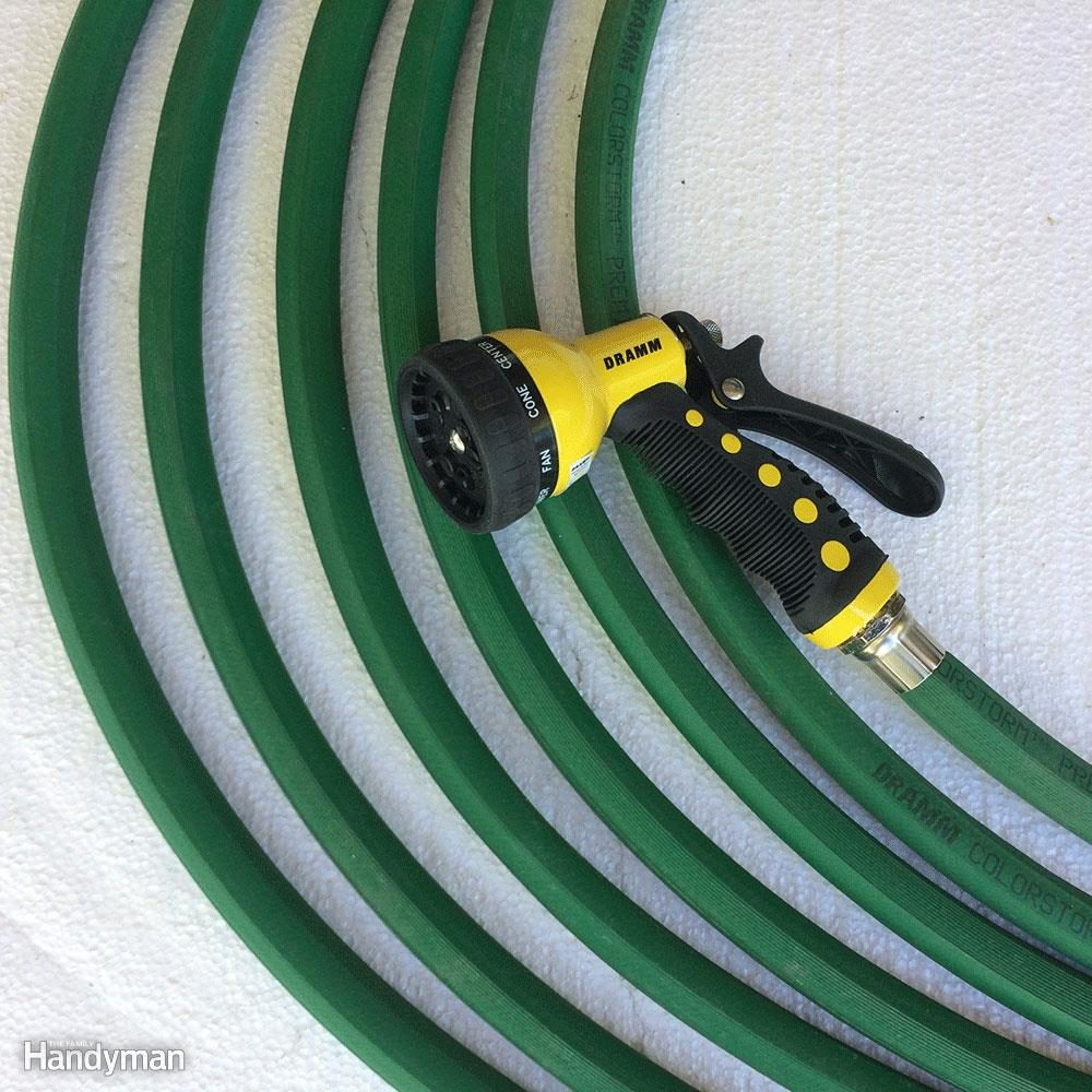 Hose and Sprayer