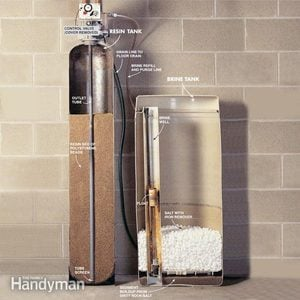 How to Repair a Water Softener