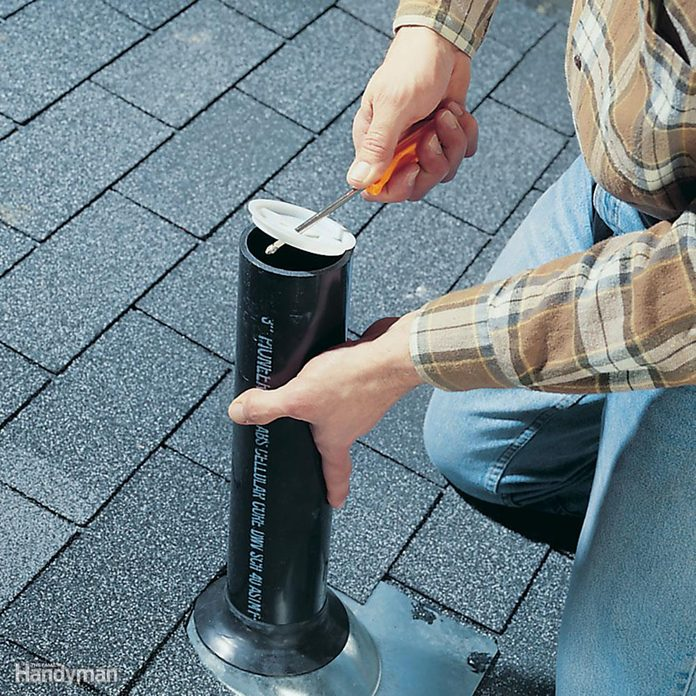 Will you replace the roof vents and valley flashing?
