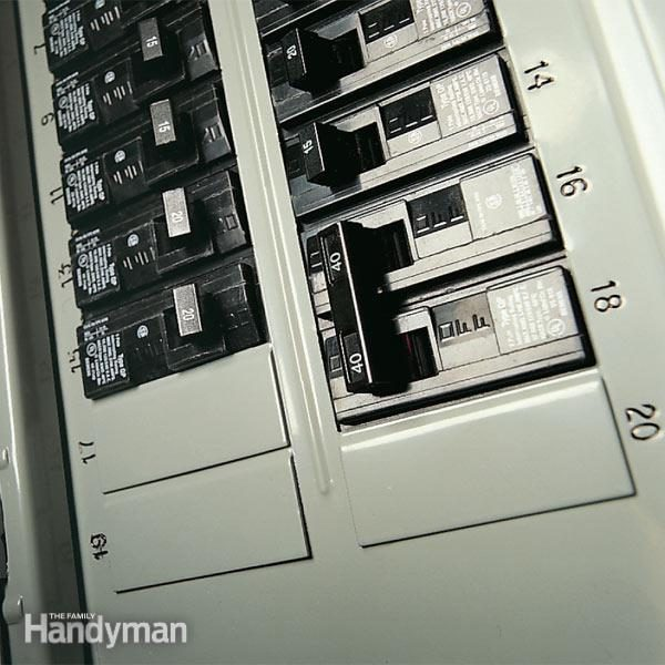 Testing a Circuit Breaker Panel