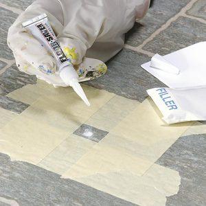 Repairing Vinyl Flooring