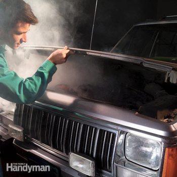 car hose