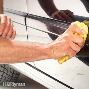 Auto Body Side Molding Fix