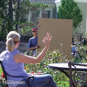 How to Build a Privacy Fence
