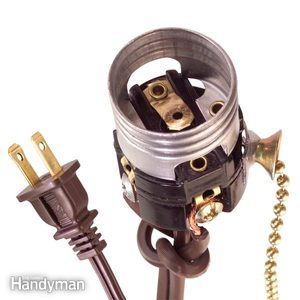 How to Wire a Light Socket