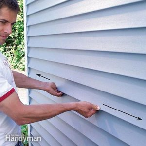 How to Nail Vinyl Siding Correctly