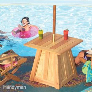 How to Build an Umbrella Table