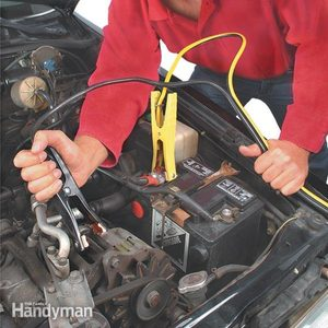 How to Jump Start a Car Using Jumper Cables Safely