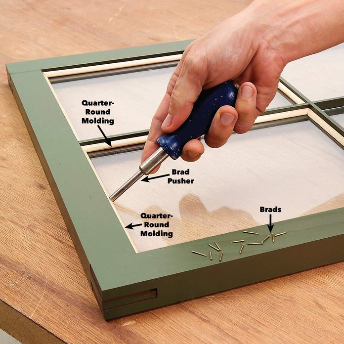 Mitered Window Moldings