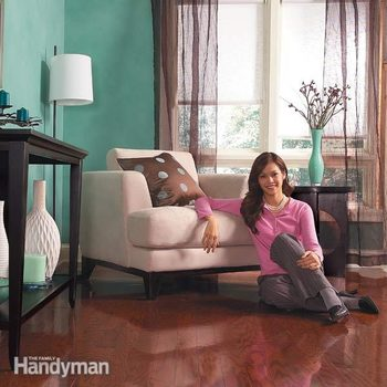 installing a prefinished wood floor