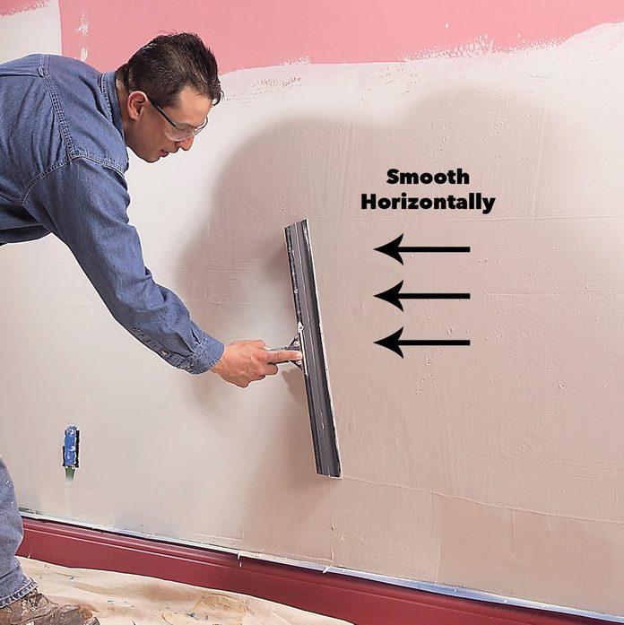 smooth compound horizontally