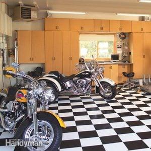 A Dream Motorcycle Workshop