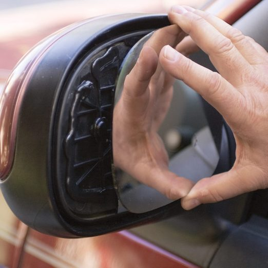 replace side view mirror glass