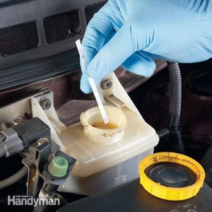 How to Check Brake Fluid