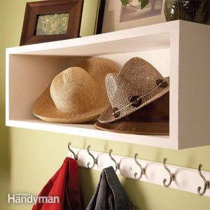 Simple Box Shelves