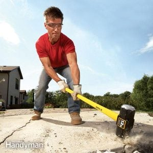 Concrete Demolition Tools and Tips
