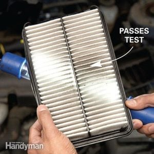 How to Change Air Filter