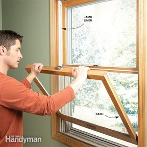 How to Replace Window Jamb Liners