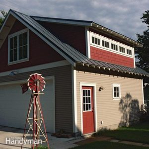 Making Garage Building Plans