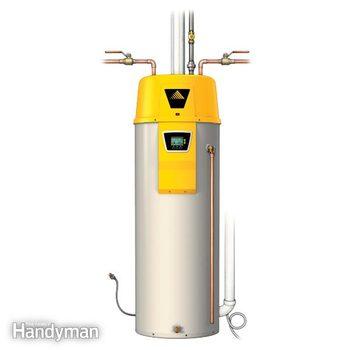 best gas water heater energy efficient water heater
