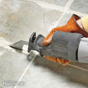 Tips for Removing Grout