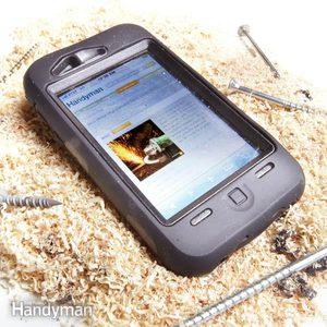 Smartphones: Handy DIY Tools
