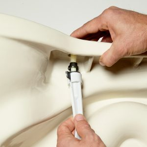 Toilet Seat Repair: Keep Your Seat Tight