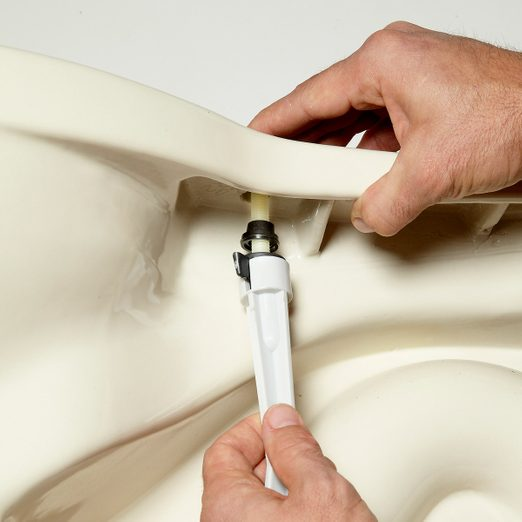 Toilet Seat Repair