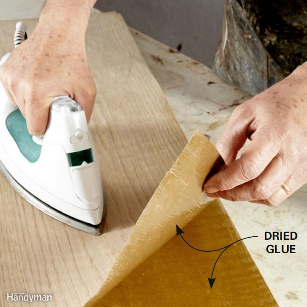 Iron out veneer-clamping problems