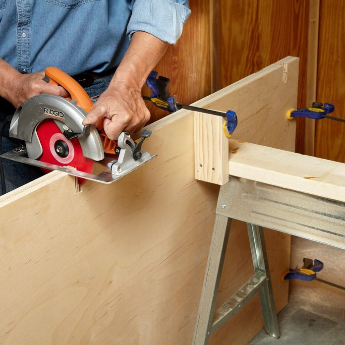 cut table saw table notches