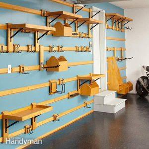Customizable Garage Storage