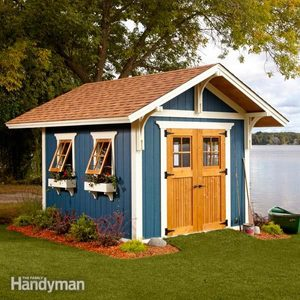 Dream Shed Made Easy