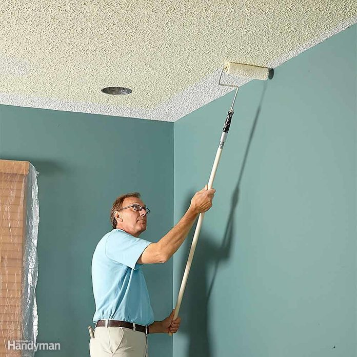 Best ceiling paint tips