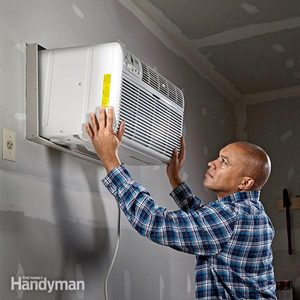 Installing a Garage Air Conditioner