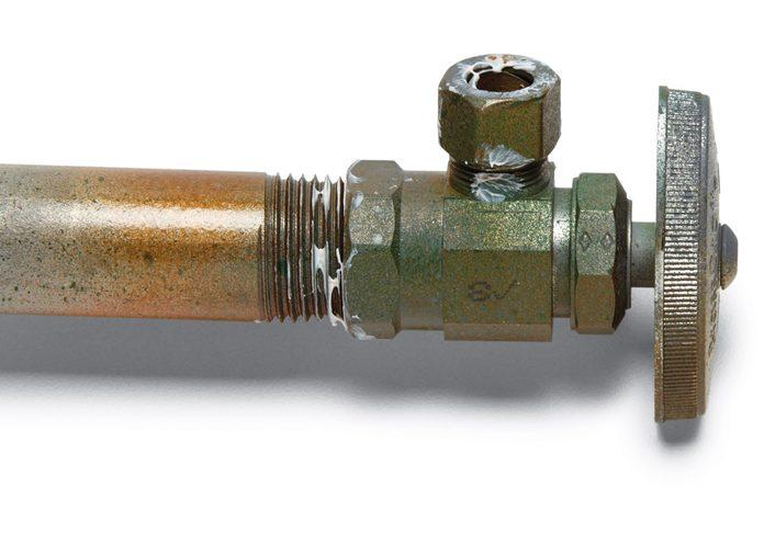 threaded valve