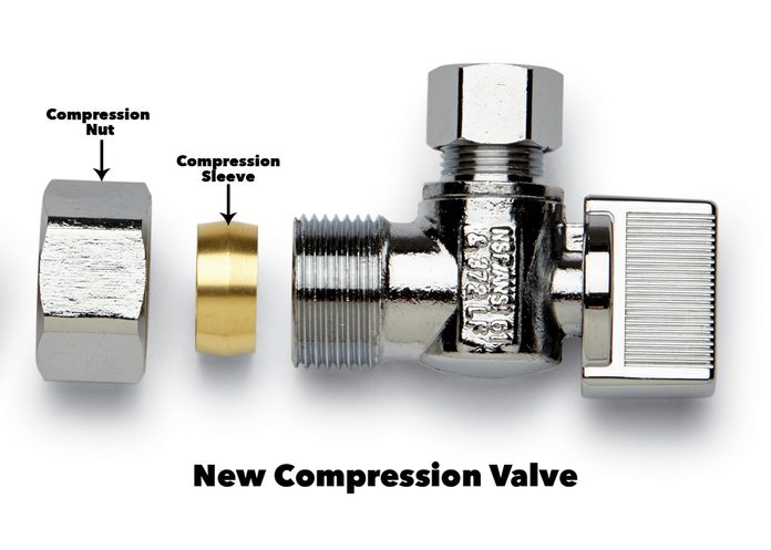 new compression valve