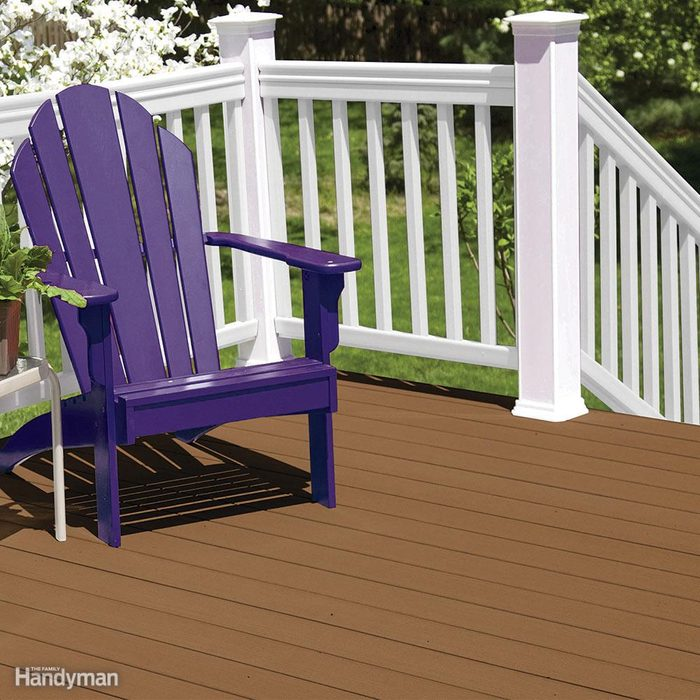 Solution 2: Deck Restoration Coatings