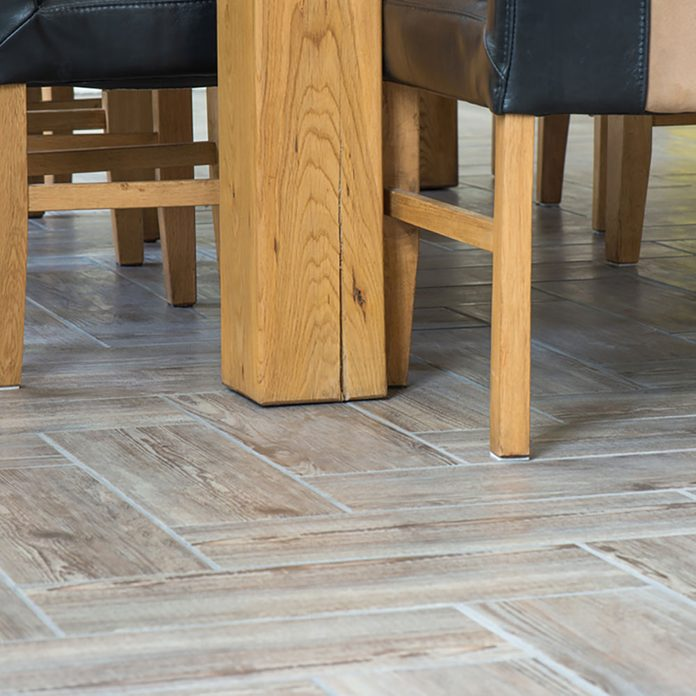 Ceramic tile floor projects