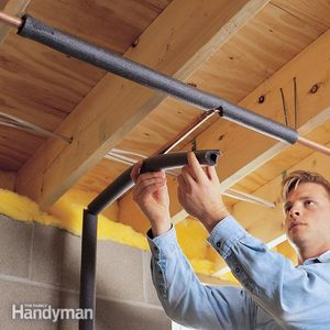 How to Fix Sweating Pipes