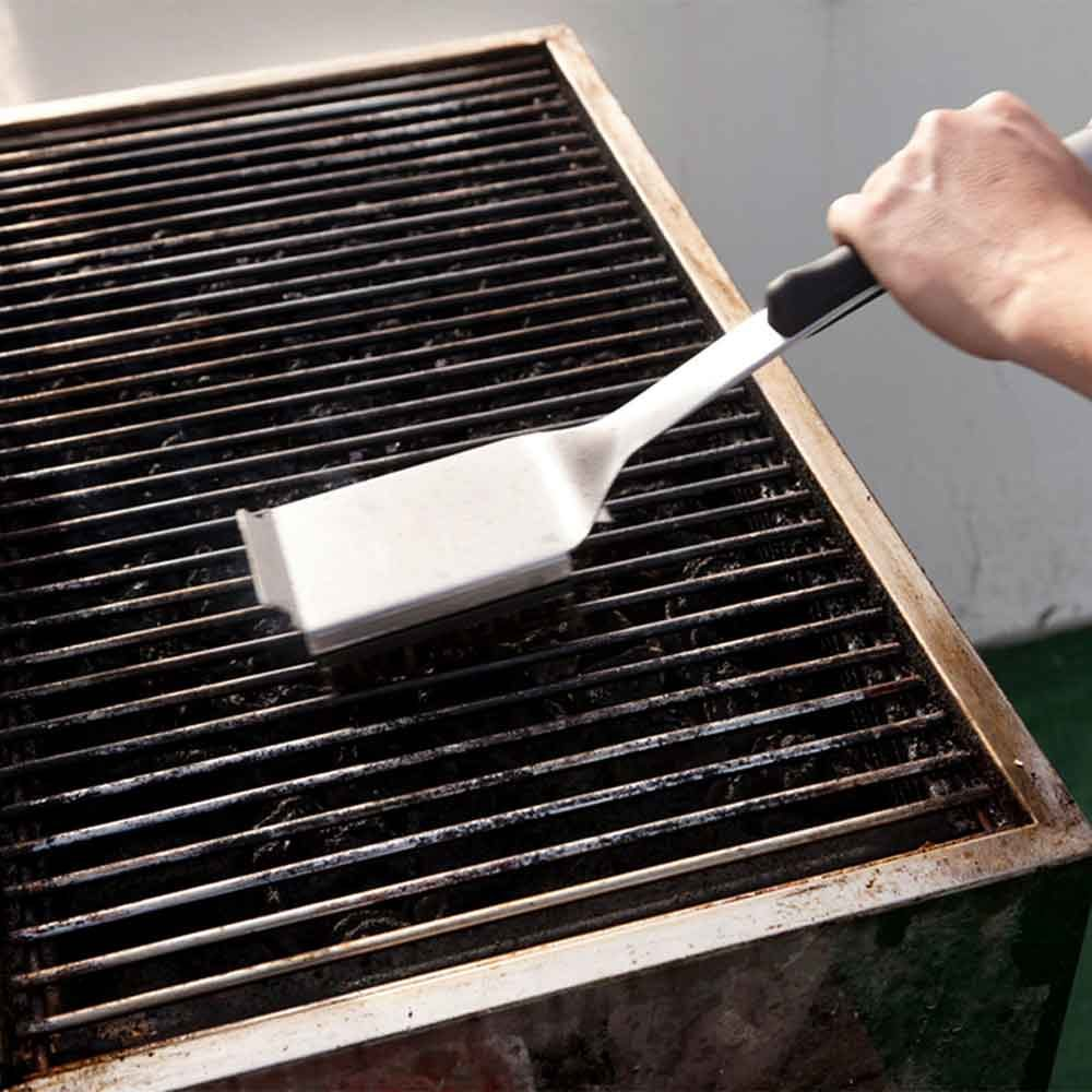 Clean Out the Grill