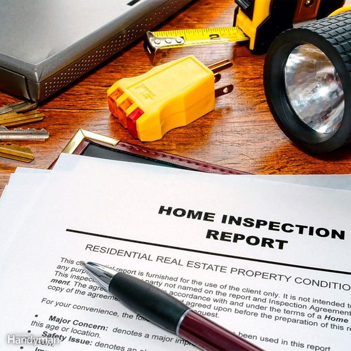 Get the most out of a home inspection