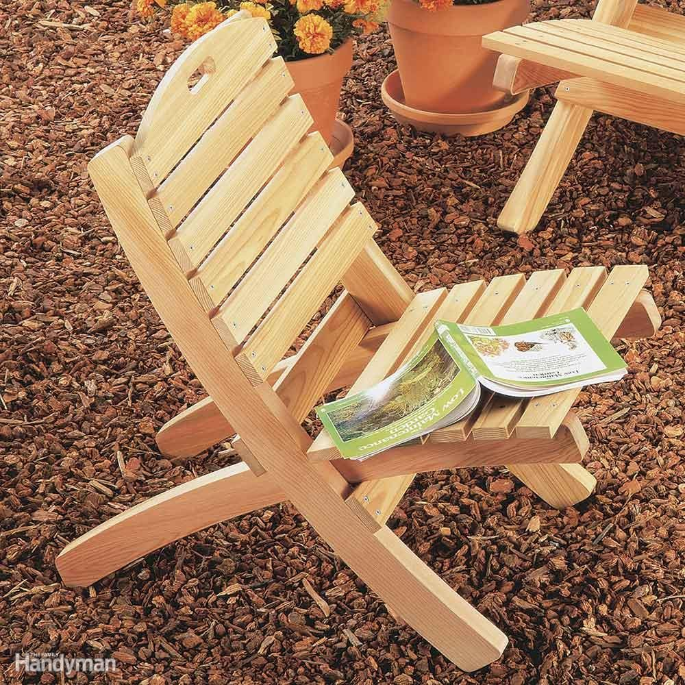 Handsome Patio Chairs