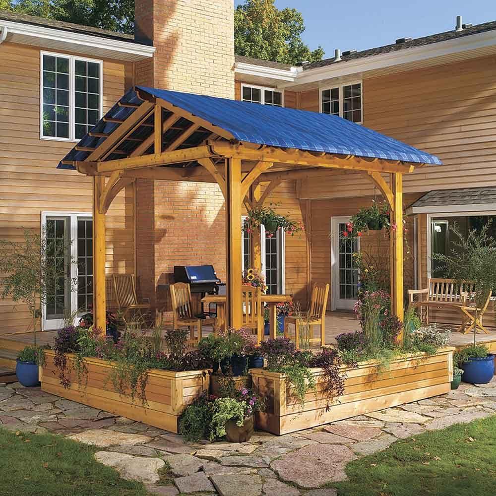 Shade your deck