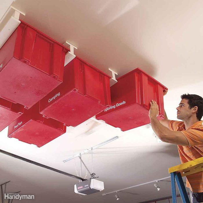 Utilize Ceiling Space