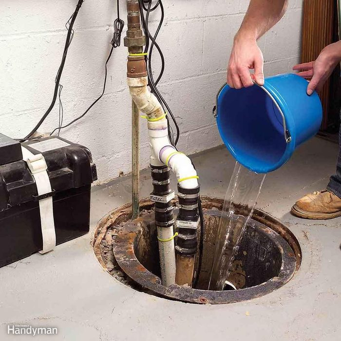If You Have a Sump Pump, Does it Work?