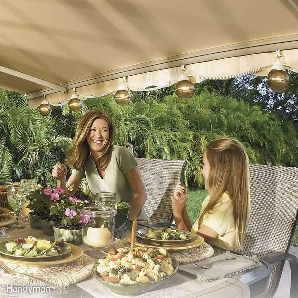 Shade Your Outdoor Space