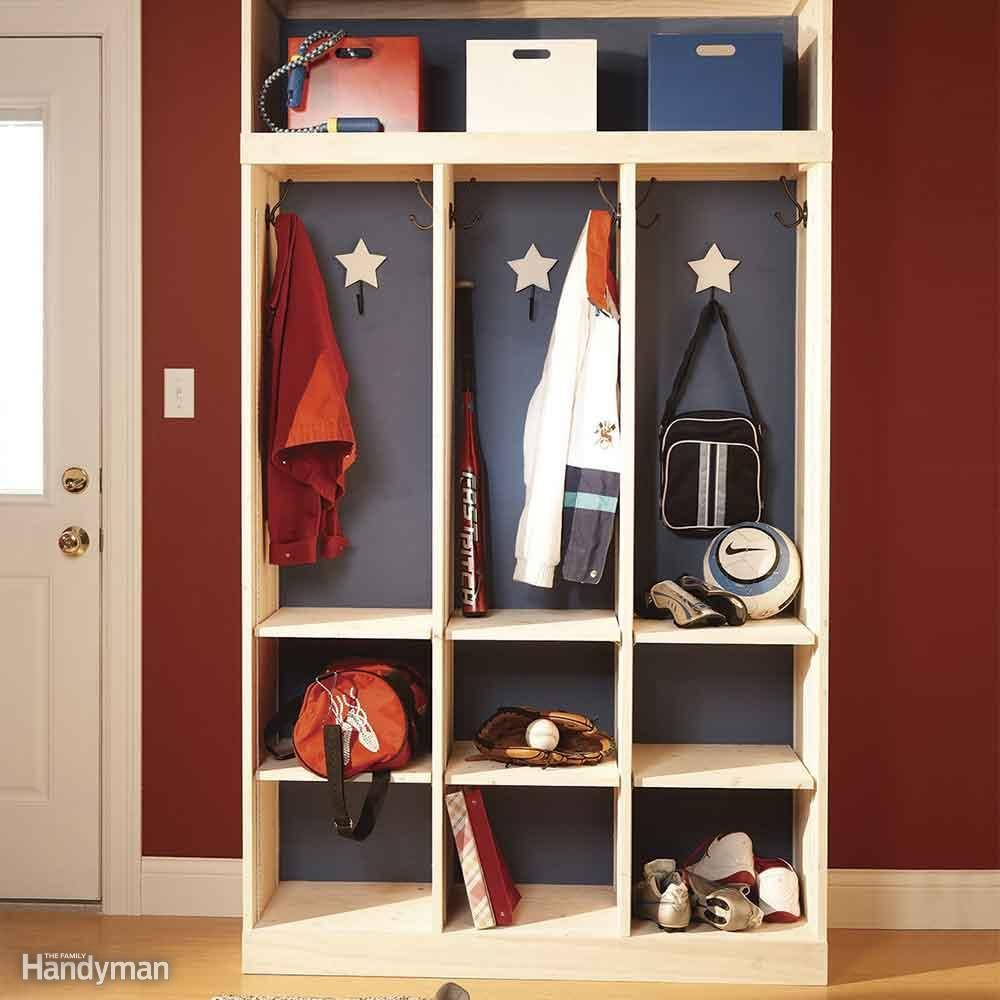 Sports Equipment Storage: Big-League Storage